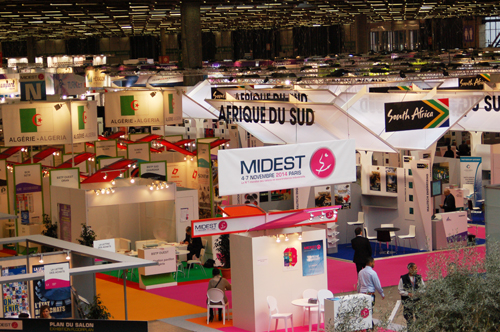 Actualités : LCP International participe au salon international de la sous traitance industrielle